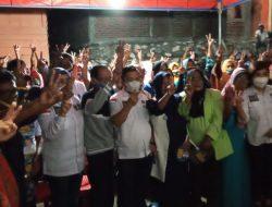 Desa Jaya Bakti Dukung AT FM, Karena Dijanjikan Air Bersih Namun Tidak Direalisasikan