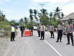 Pengamanan Debat Kedua Pilkada Banggai Diperketat, Ratusan Personil TNI Polri di Siagakan