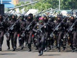 Hoaks atau Fakta. Viral Pasukan Elit Denjaka Sudah Sampai di TanahPapua