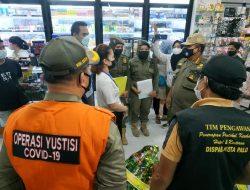 Operasi Yustisi di Gelar, Pelanggar Prokes: Sanksi Mengacu pada Perda