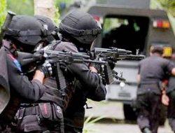 10 Terduga Teroris Ditangkap Densus 88