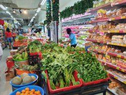 Supermarket Megaria Tahuna Sumbang 53 Kasus Positif Covid-19