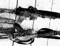 Dua Pucuk Senjata SS1 di Rampas KKB Ditemukan