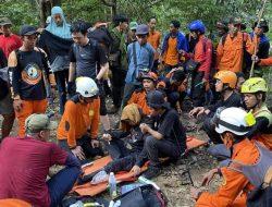 Pendaki Perempuan Hilang di Pegunungan Abbo Ditemukan Terhimpit pada Celah Tebing