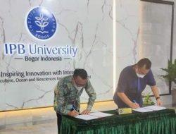 Pemda Morut dan IPB Bogor teken MoU Perkuat Pertanian Berkelanjutan