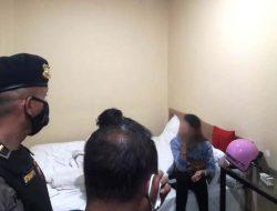 Operasi Pekat, Tiga Pasangan Mesum di Amankan