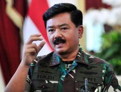 104 Perwira Tinggi TNI  Dimutasi Ini Daftarnya
