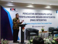 KPK Perkuat Anti Korupsi bagi APN di Kementrian ESDM