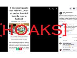 Soal di Covidkan, Hoaks Liar di Indonesia, Waspada Terima Informasi