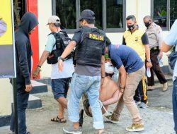Pelaku Pembunuhan Sadis Satu Keluarga di Tangkap, Kapolres Bangkep: Pelaku terancam hukuman mati